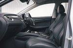 MG 5 2020 front seats