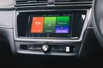 MG 5 2020 infotainment