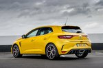 Renault Megane RS 2019 rear left static