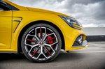 Renault Megane RS 2019 wheel detail