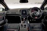 Renault Megane RS 2019 RHD dashboard