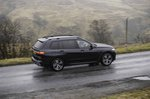 BMW X7 2019 UK high right tracking