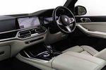 BMW X7 2019 RHD dashboard