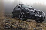 BMW X7 2019 UK off-road