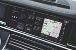 Porsche Panamera GTS 2019 RHD infotainment