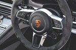 Porsche Panamera GTS 2019 RHD dashboard detail