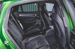Porsche Panamera GTS 2019 RHD rear seats