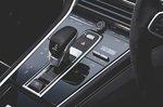 Porsche Panamera GTS 2019 RHD gear selector detail
