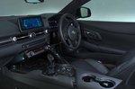 Toyota Supra 2019 RHD dashboard