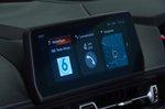Toyota Supra 2019 RHD infotainment