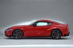 Toyota Supra 2019 RHD left side studio