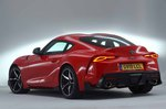 Toyota Supra 2019 RHD rear left studio