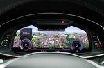 Audi A7 RHD instrument cluster