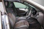 Audi A7 2019 RHD front seats