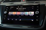 Volkswagen Tiguan Allspace 2019 RHD infotainment