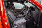 Volkswagen Tiguan Allspace 2019 RHD front seats