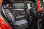 Volkswagen Tiguan Allspace 2019 RHD rear seats