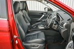 Mitsubishi Eclipse Cross front seats