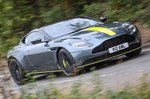 Aston Martin DB11 AMR Front Tracking