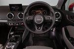 Audi A3 Sportback 2019 RHD dashboard