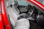Audi A3 Sportback 2019 front seats