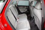 Audi A3 Sportback 2019 rear seats