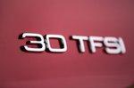 Audi A3 Hatchback 2019 badge detail