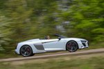 Audi R8 Spyder 2019 RHD right hand panning
