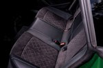 Audi RS5 Sportback 2019 RHD rear seats