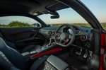 Audi TT RS 2019 RHD dashboard