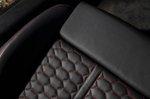 Audi TT RS 2019 upholstery detail