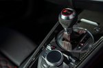 Audi TT RS 2019 gearstick detail