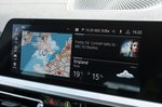 BMW 3 Series Touring 2021 RHD infotainment