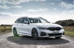 BMW 3 Series Touring 2019 right front static