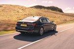 BMW 7 Series 2019 RHD rear right tracking