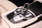 BMW 7 Series 2019 RHD centre console