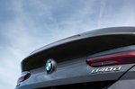 BMW 8 Series Convertible 2019 tail-lamp detail