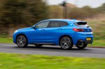 BMW X2 2018 RHD left panning