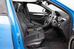 BMW X2 2019 RHD front seats