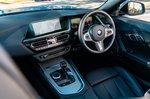 BMW Z4 RHD dashboard