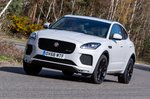 Jaguar E-Pace 2020 front right cornering