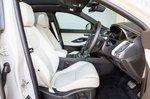 Jaguar E-Pace 2020 front seats