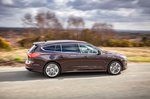 Ford Focus Estate 2019 rear right tracking