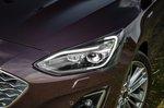 Ford Focus Estate 2019 headlight detail