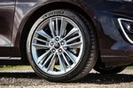 Ford Focus Estate 2019 alloy wheel detail