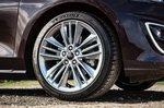 Ford Focus Estate 2019 alloy wheel detail