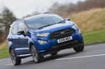 Ford Ecosport 2018 front right tracking