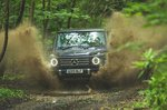 Mercedes G-Class 2021 RHD watersplash