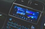 Jaguar F-Pace 2018 RHD infotainment