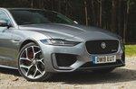 Jaguar XE 2019 front exterior static